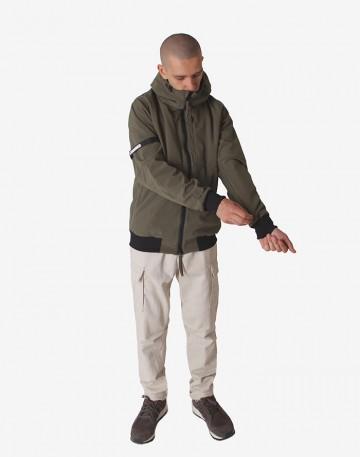 Куртка Get High COR Болотный