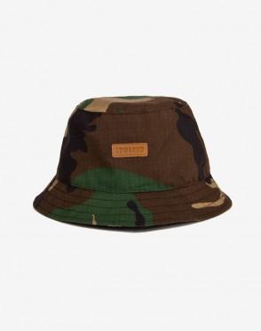 Bucket Hat Woodland Camo
