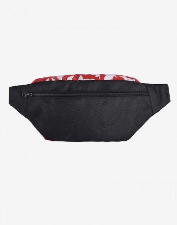 Сумка поясна Hip Bag Large Codered x August красная