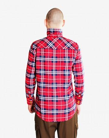 Рубашка Harbor Красный/Белый/Синий