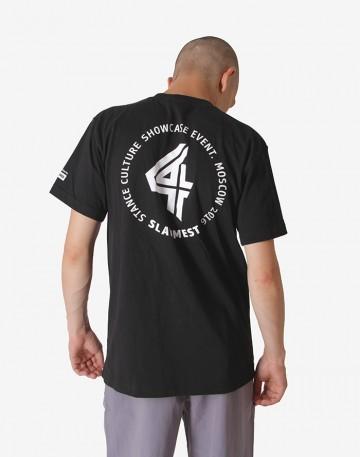 Slammest 4 T-Shirt Black