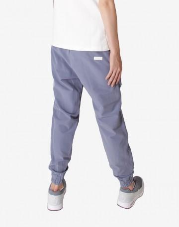 Штаны женские Jogger Серо-голубые