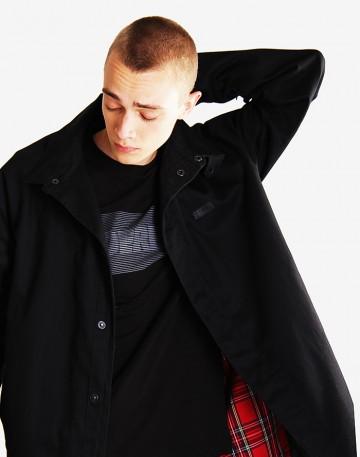 Плащ Mac Coat Черный