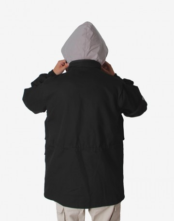 CR-016 COR Jacket Black