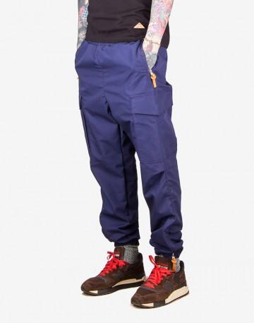 Штаны Cuffs Синие