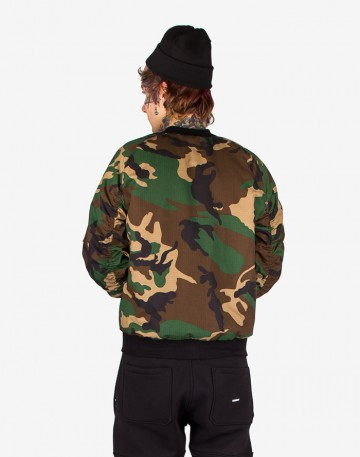 Куртка Bomber Вудланд