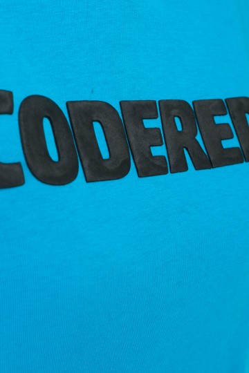 Толстовка Girl Hoodie Голубой Небесный  Logo R