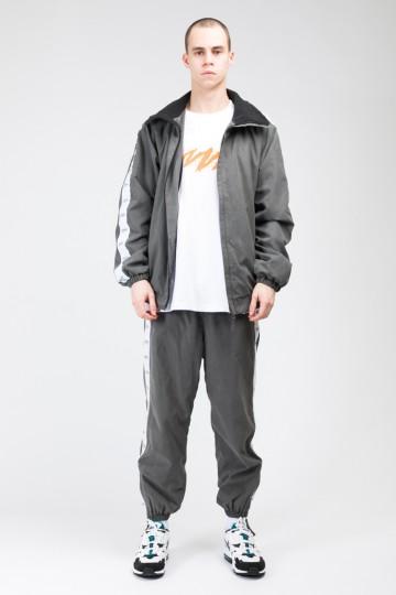 Куртка Stripe Jacket Серый Темный