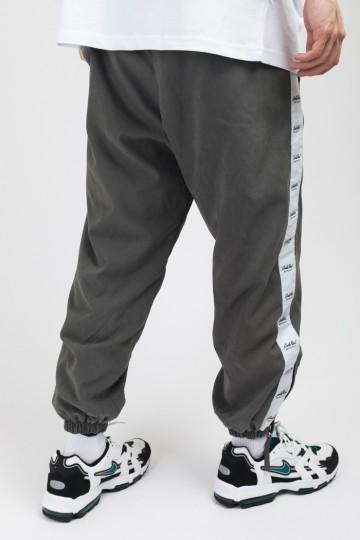 Штаны Stripe Jogger Серый Темный