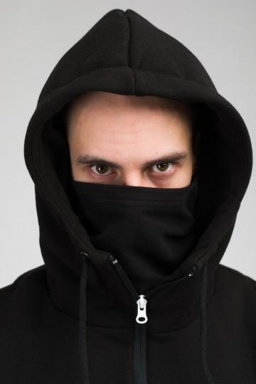 Толстовка The Mask Combo Черный/Пепельный Светлый