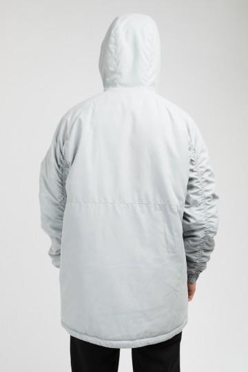 Куртка Nib 2 Серый Светлый Микрофибра