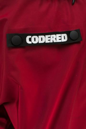 Штаны Outrun 2 COR Бордово-красный