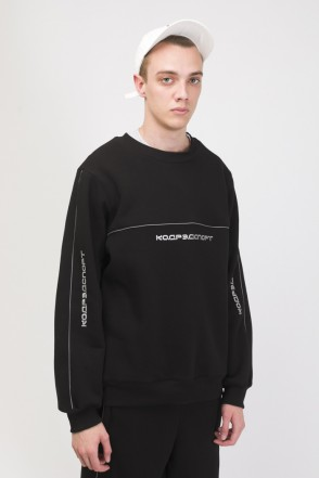 Piping Crew 2000 Crew-neck Black