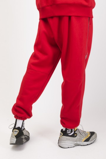 Piping Pants 2000 Red