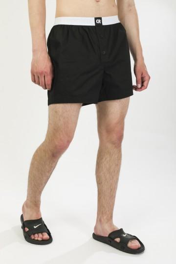 Unders underpants (2 pieces) Black/ White