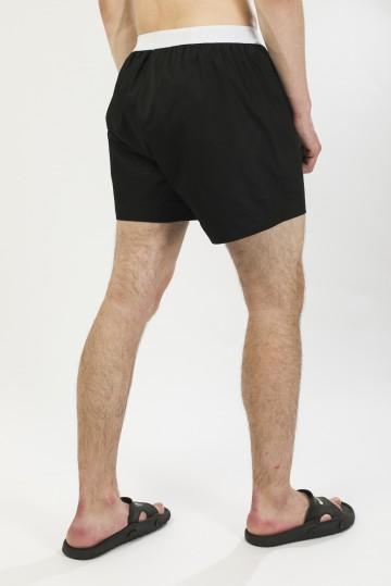 Трусы мужские Unders (2 пары) Черный/ Белый