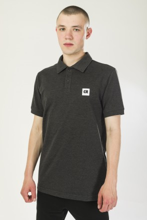 Scout 2 Polo T-shirt Anthracite