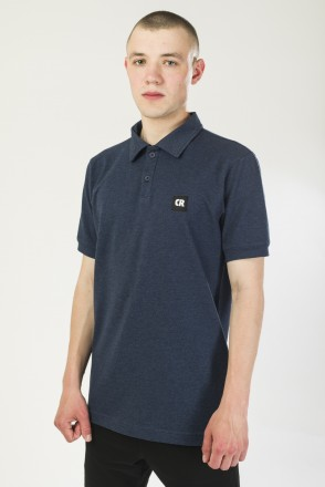 Scout 2 Polo T-shirt Dark Blue