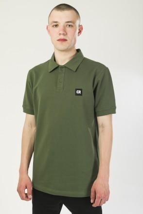 Поло Scout 2 Зеленый Полевой Темный