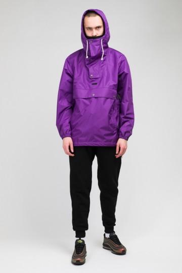 Анорак Rage 3 Фиолетовый Мембрана