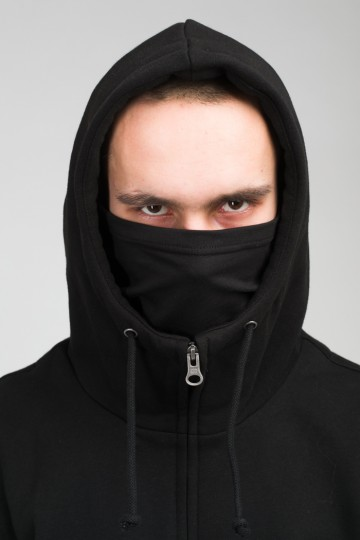 Толстовка The Mask ZIP Черный