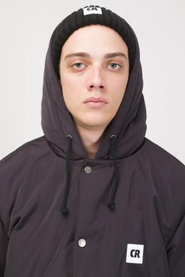 Winter Coach 2018 Jacket Dark Anthracite