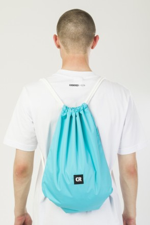 Kit Backpack Turquoise