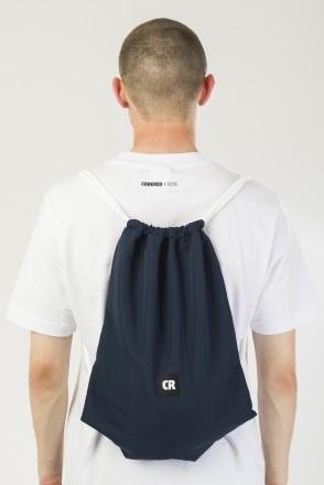 Kit Backpack Ink Blue