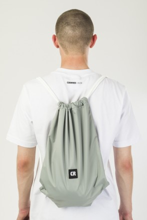 Kit Backpack Gray