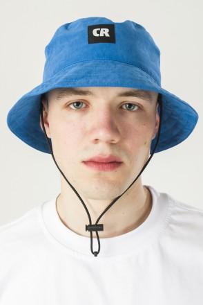 Bucket New Hat Bright Blue