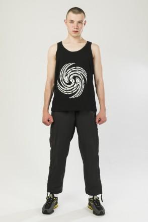 Spirit Shirt Black Astral