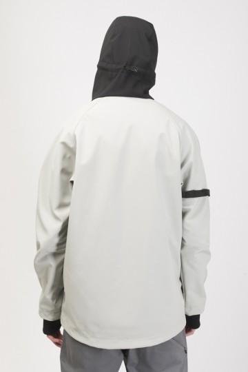 Анорак Ank Shell 3 COR Пепельный/Черный