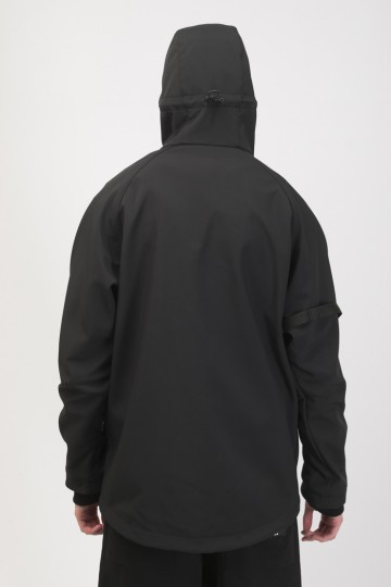 Ank Shell 3 COR Anorak Black