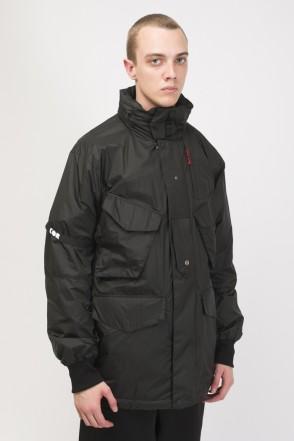 CR-018 COR Jacket Black