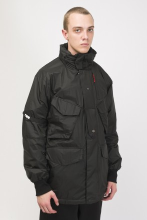 CR-018 COR Jacket Black