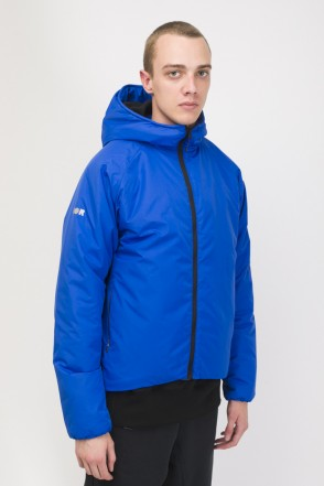 Frame Jacket COR Cornflower Blue