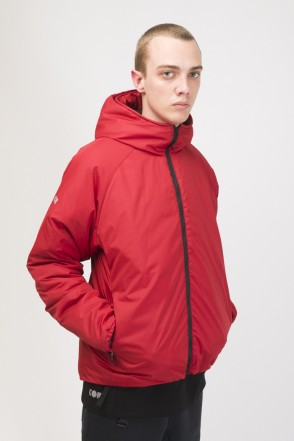 Frame Jacket COR Dark Red