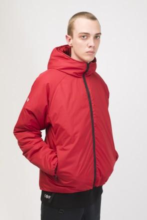 Frame Jacket COR Dark Red