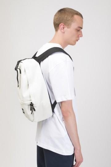 Рюкзак Standart Mini Белый Кожзам