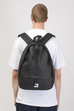Standart Mini Backpack Black Art. Leather