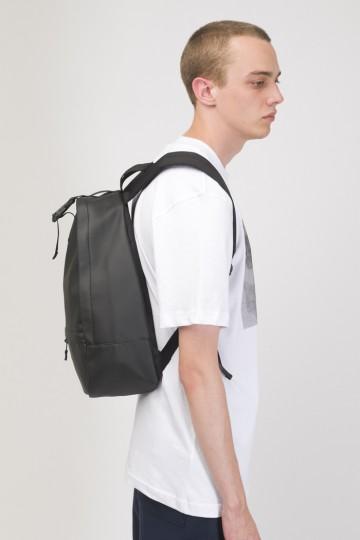 Рюкзак Standart Mini Черный Кожзам
