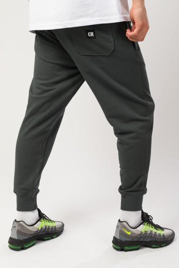 Classic Summer Pants City Gray