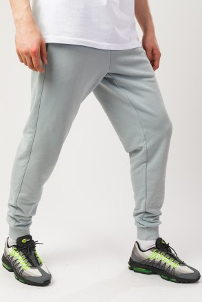 Basic Summer Pants Ash Gray
