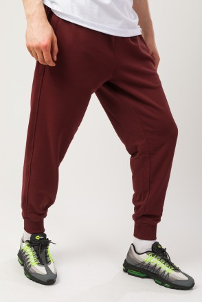 Classic Summer Pants Cherry Red