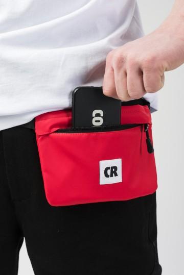 Мини-сумка поясная Pocket Mid Красный