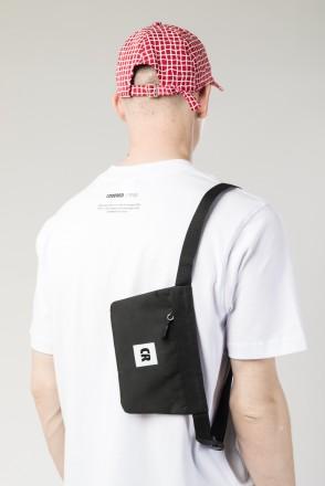 Мини-сумка поясная Pocket Mid Черный