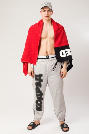Tow Pow Towel Red