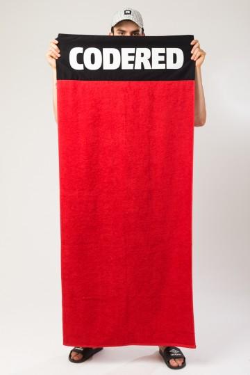 Полотенце Tow Pow Красный