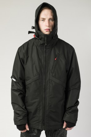 Мембранная куртка Argument 3 COR Черный
