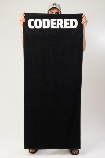 Полотенце Tow Pow Черный